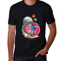 Camiseta Masculina- Surf Melon- WM