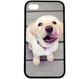 Capa De Celular Iphone (Todos Modelos) Labrador
