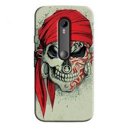 Capa De Celular Motorola (Todos Os Modelos) Pirata