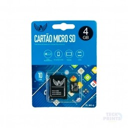 Cartão de Memória 4 GB