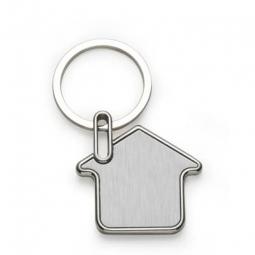 Chaveiro Metal - Formato Casa
