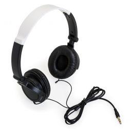 Fone De Ouvido Articulavel Com Auricular Preta