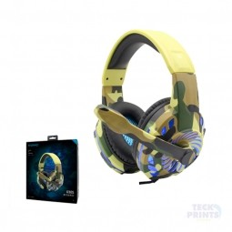 Fone de Ouvido PC - Headset Gamer Komc G305