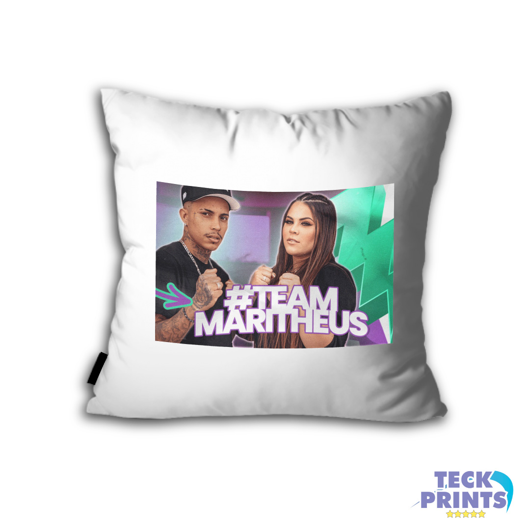 Almofada Personalizadas Com Até 4 Fotos 35x35cm #MARITHEUS