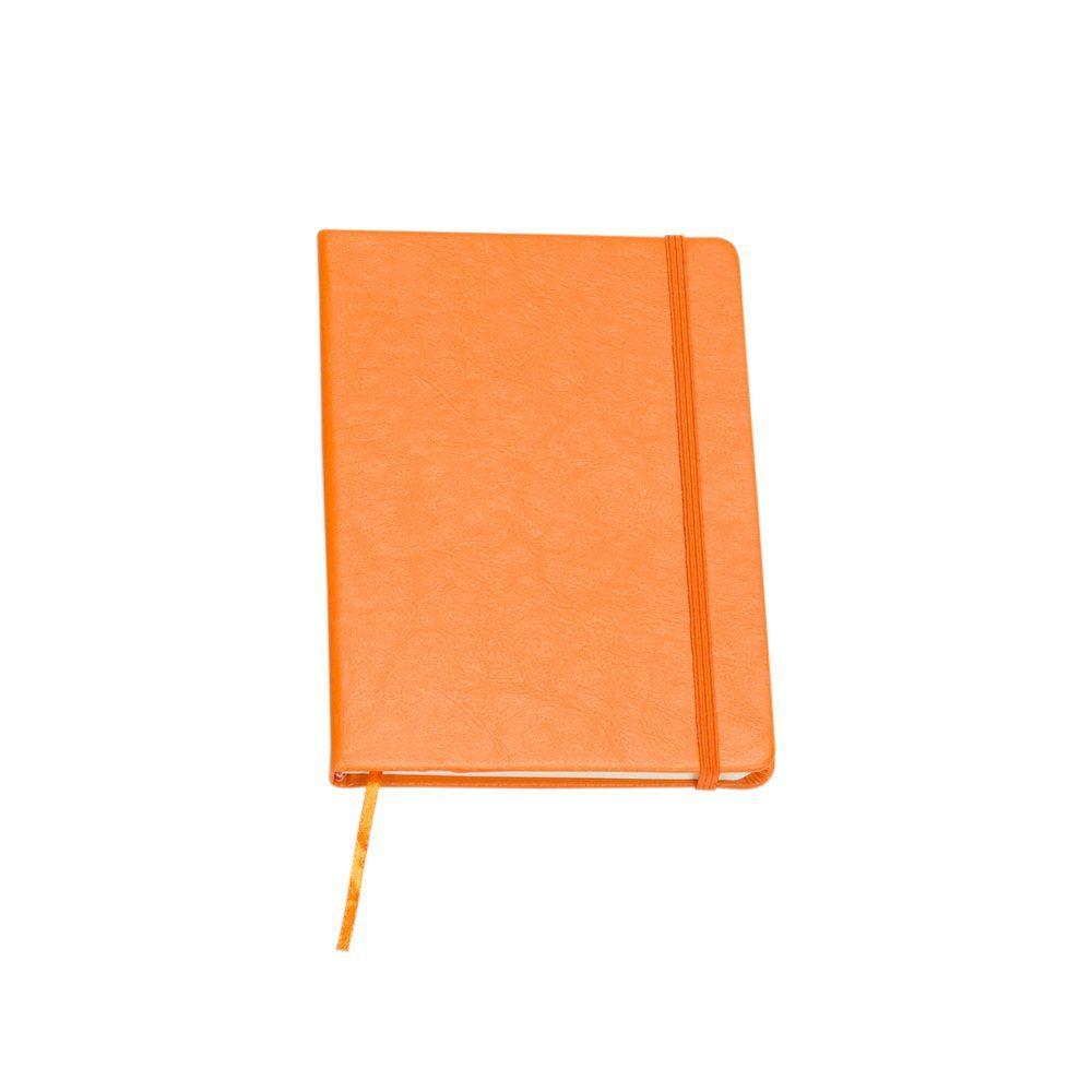 Caderneta Moleskine De Courino Com Pauta - 18x13 cm