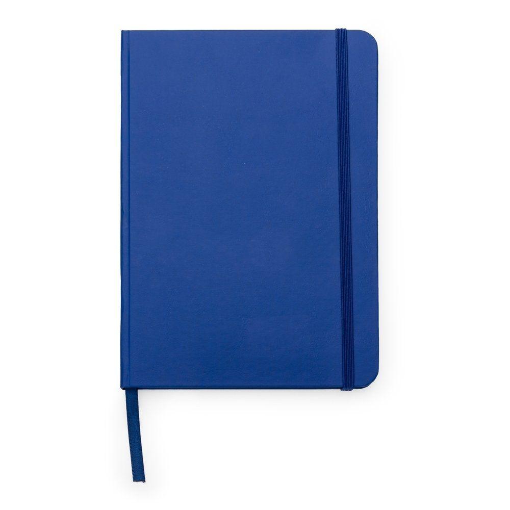 Caderneta  Moleskine  De Couro Sintético - 21x14 cm