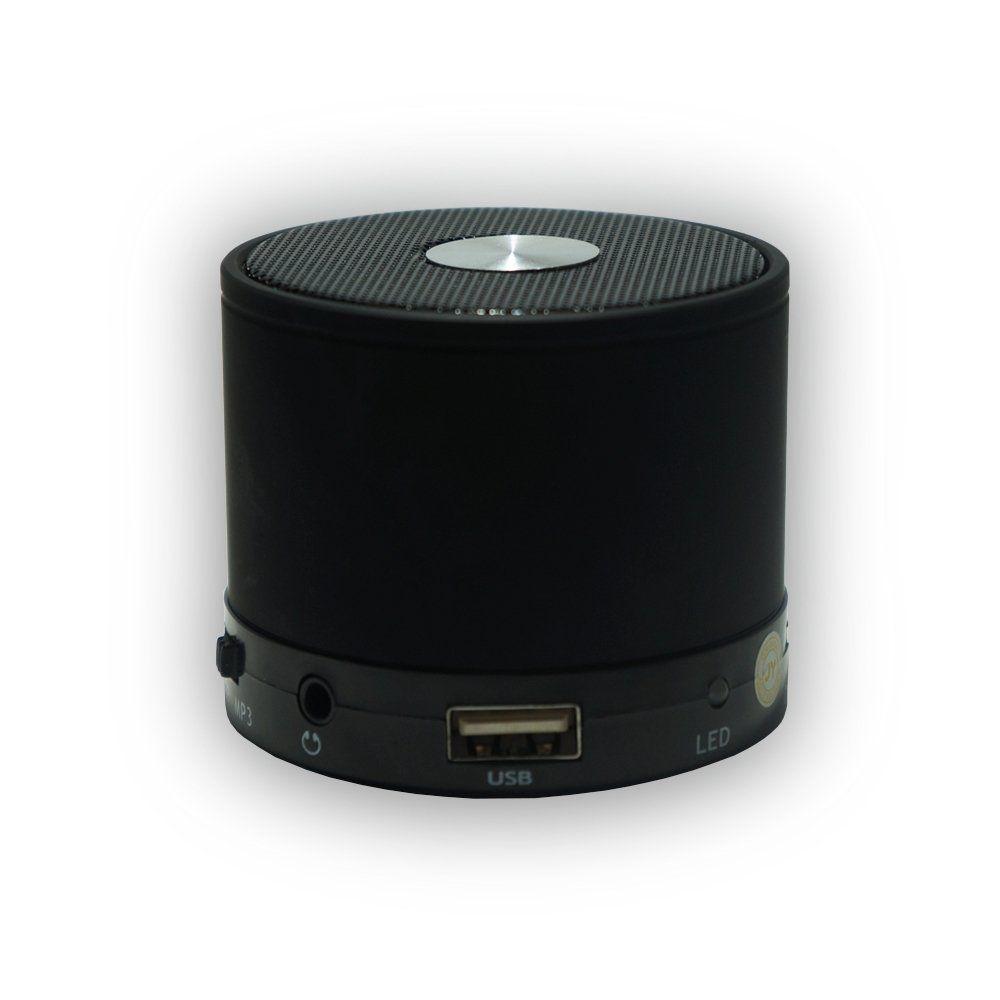 Caixinha De Som Com Bluetooth Recarregavel