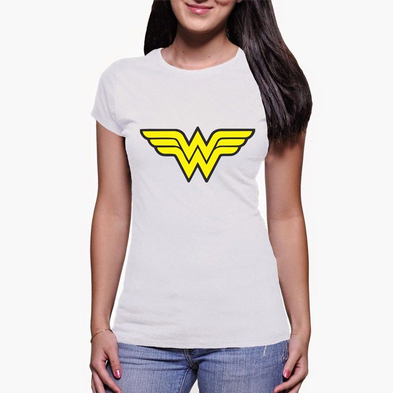 Camiseta Feminina- Mulher Maravilha- WM