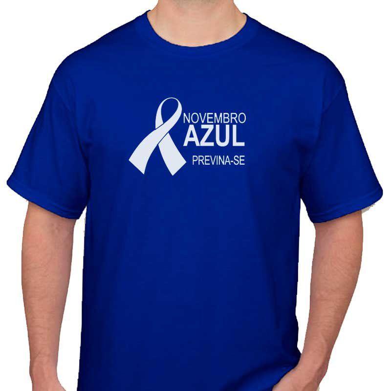 Camiseta Masculina Personalizada Colorida Estampa Frente Grande (A3)