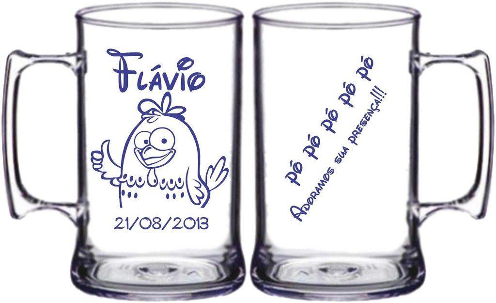 c5239f1ac ... Caneca de Acrílico Personalizado para Festas e Aniversários - Teck  Prints ...