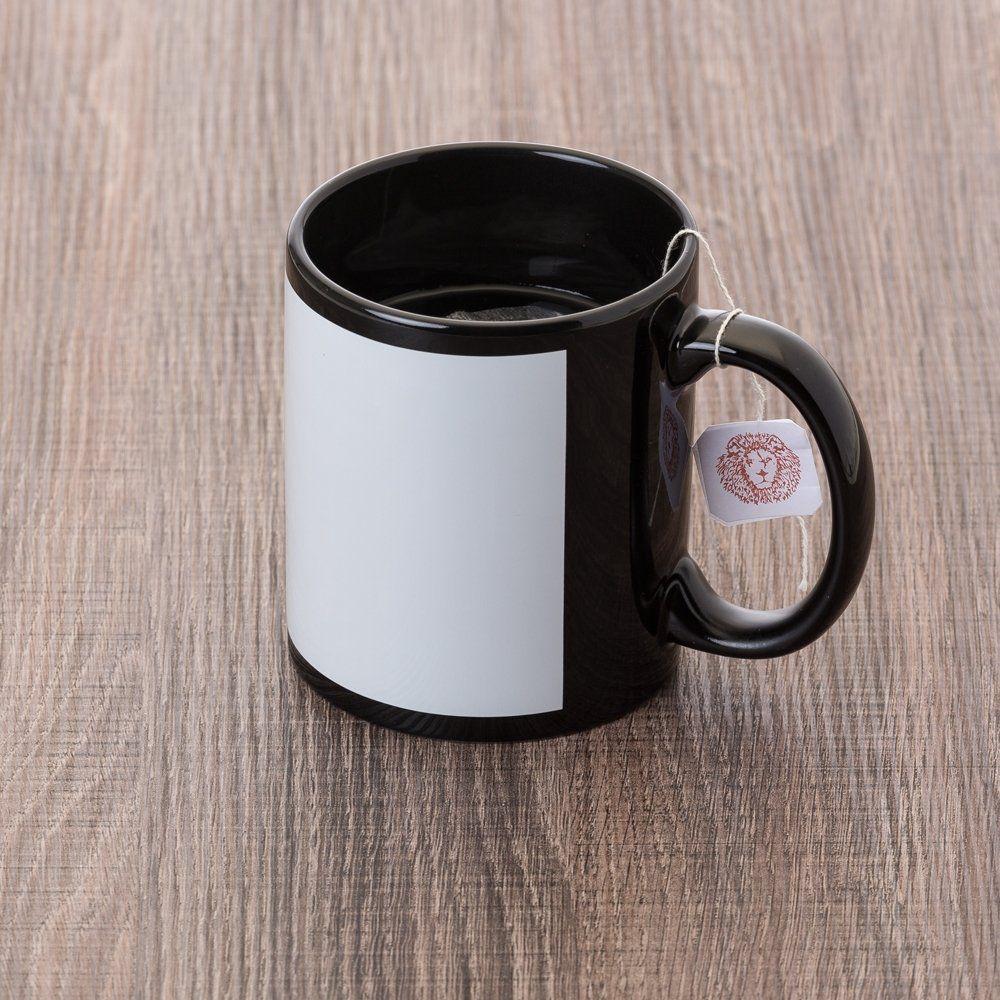 Caneca De Ceramica Com Tarja