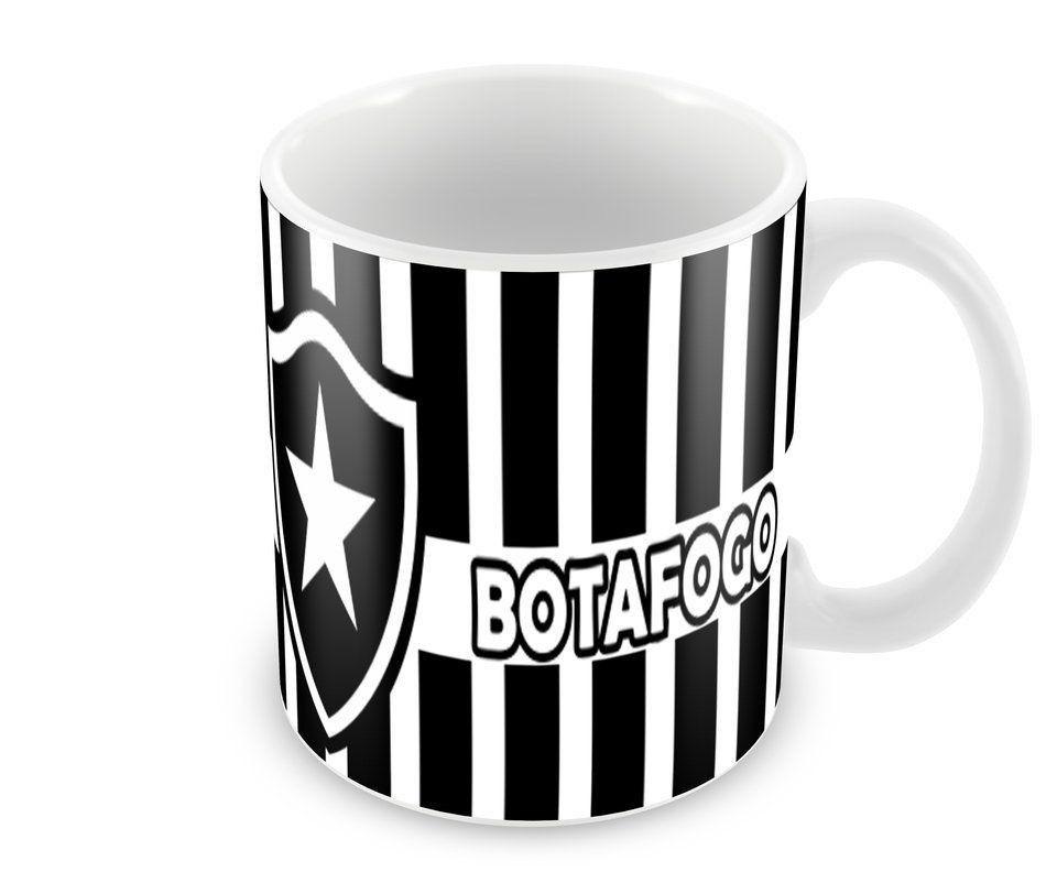 Caneca Do Botafogo