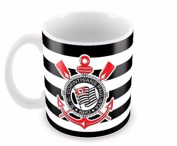 Caneca Do Corinthians