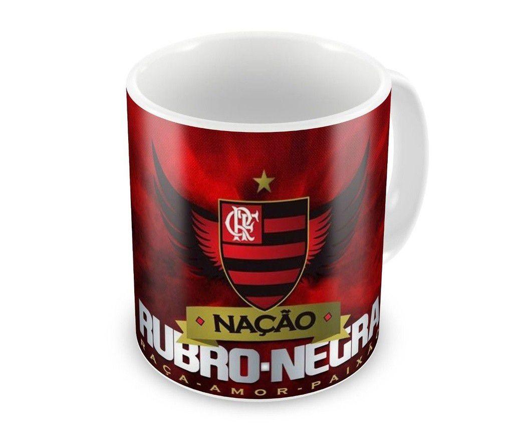 Caneca Do Flamengo