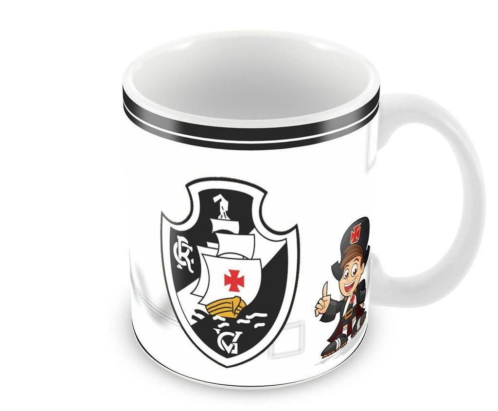 35c6c7f5f9 Caneca Do Vasco - Teck Prints