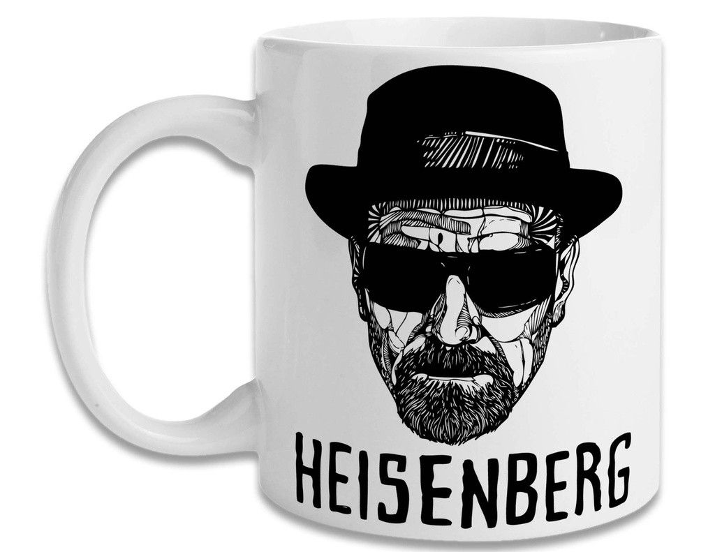 Caneca Heisenberg Breaking Bad