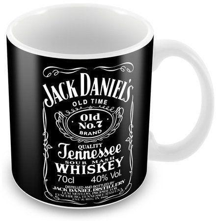 Caneca Jack Daniel's