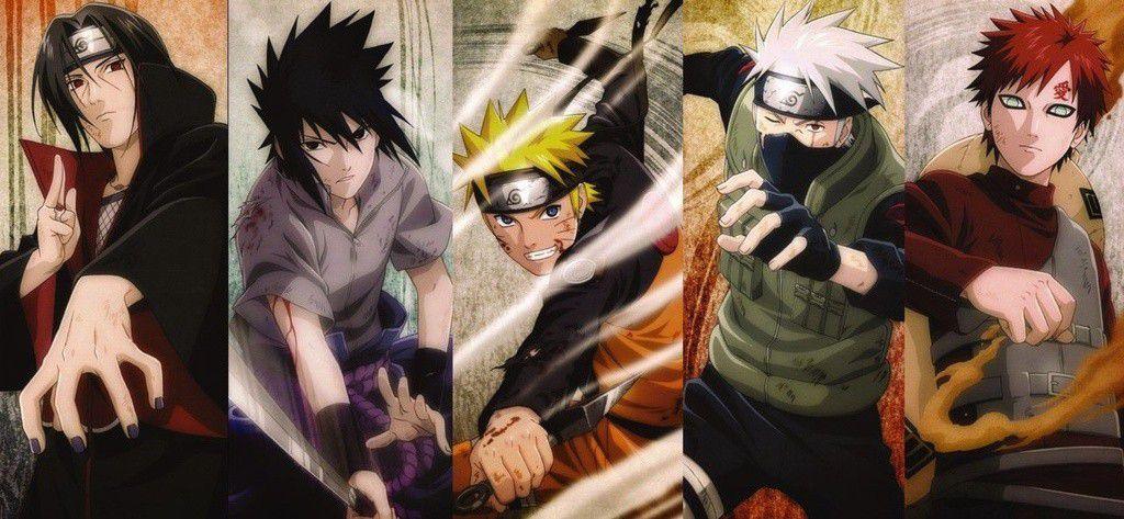 Caneca Mágica - Naruto