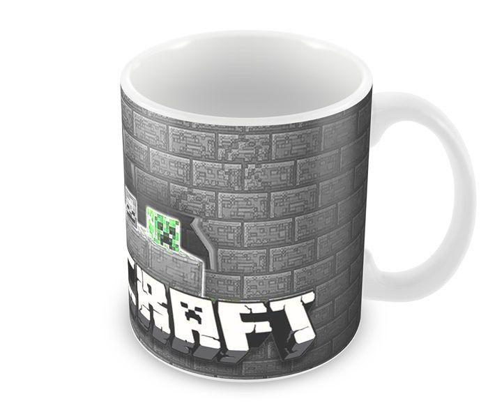 Caneca Minecraft