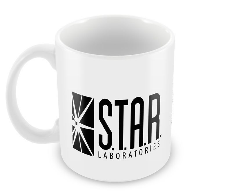 Caneca S.T.A.R. Laboratories
