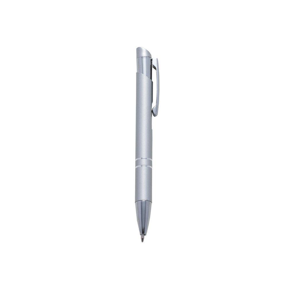 Caneta Mini Semi - Metal Com 2 Aneis
