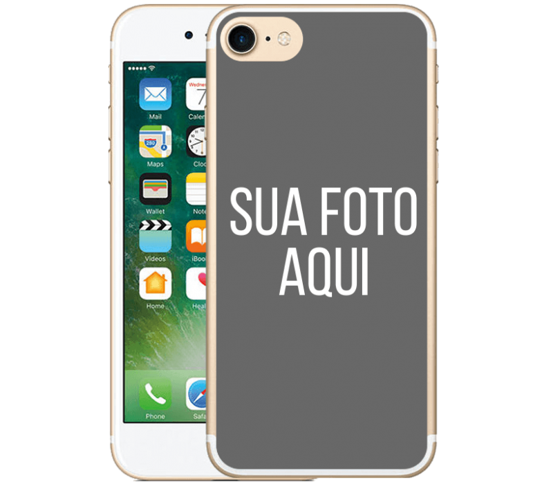 Capa De Celular Iphone Personalizada