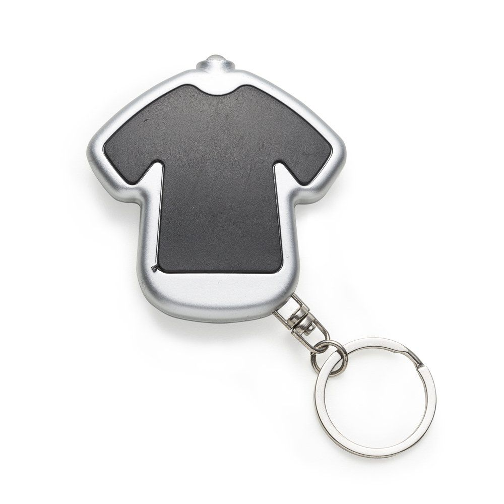 Chaveiro Lanterna Camiseta