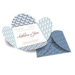Convite Casamento - 100 unid - Especial 09
