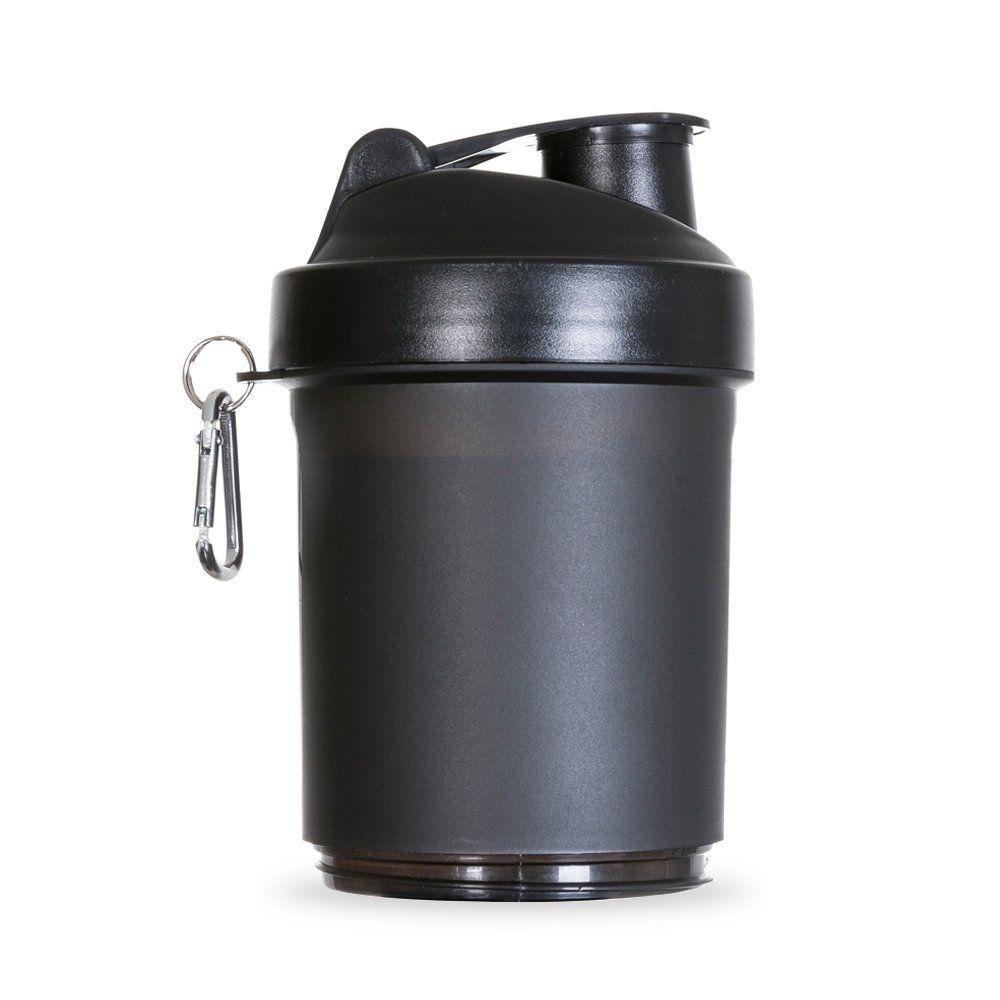 Coqueteleira 0,4l Com Porta Suplemento