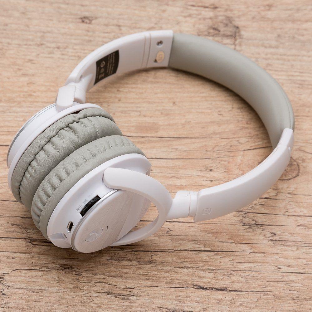 Fone de Ouvido Bluetooth Ent Micro Sd Radio Fm