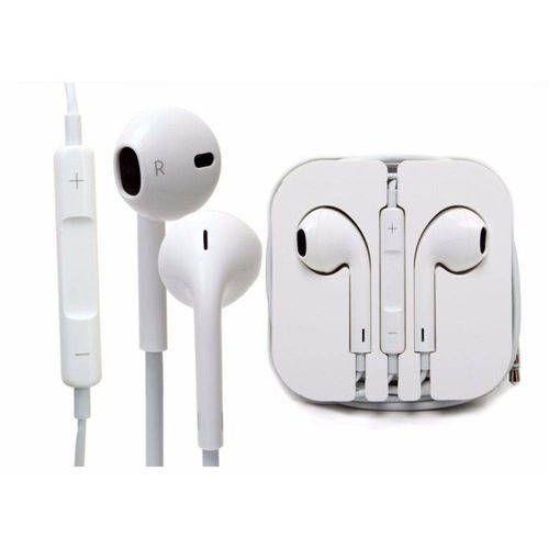 Fone De Ouvido Para Iphone 5 Com Microfone