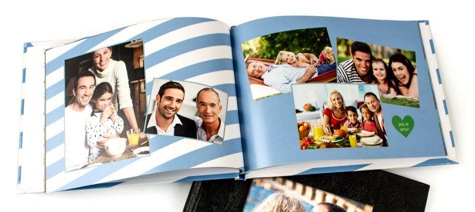 Foto Livro com 30 páginas (3 dias para fazer arte + 4 dias para entrega)