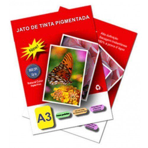 Impressão A3 - Color - Papel 75/90gr (tamanho 29x42cm)