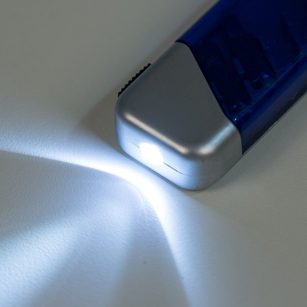 Kit Ferramenta Com Lanterna Com 4pçs