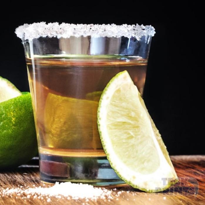 Kit Festa - 100  Copos Shot de Tequila Personalizados