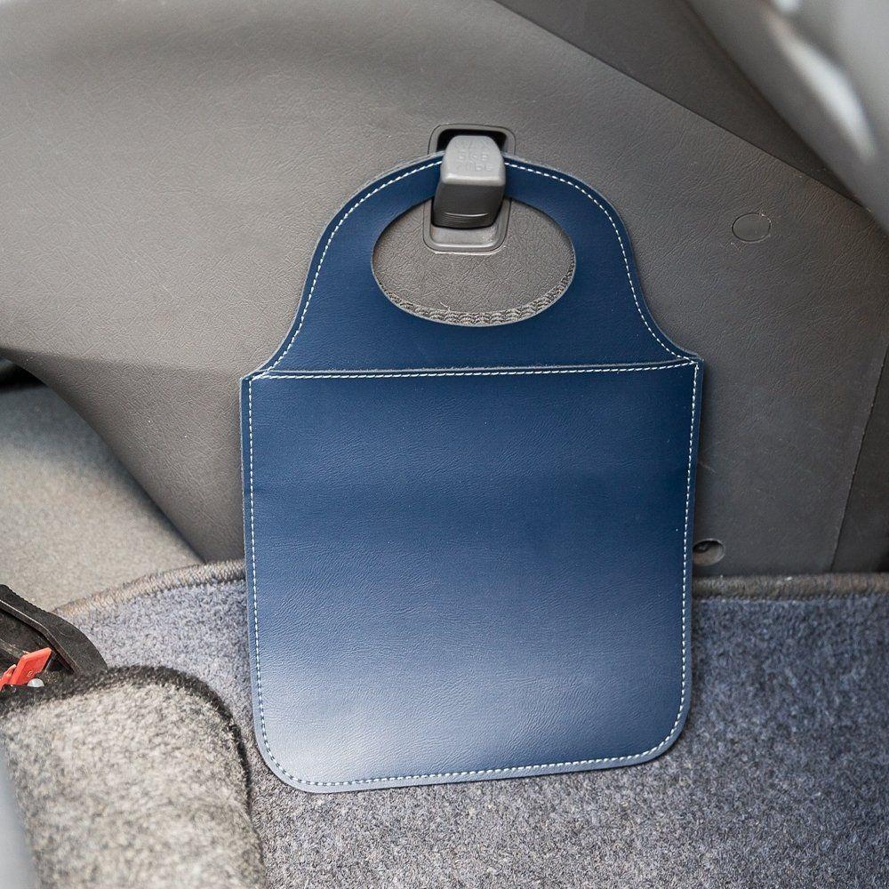 Lixeirinha Automotiva Bidins Luxo - LixoCar