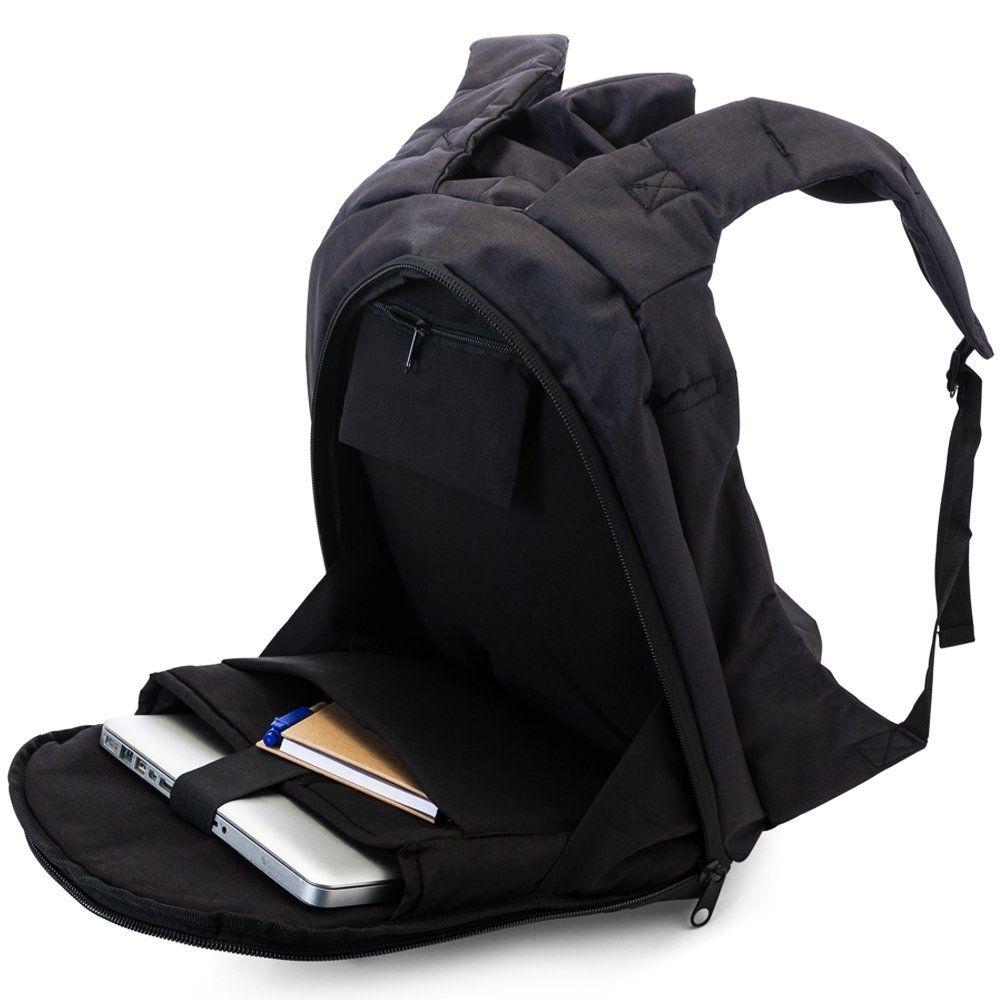 Mochila Cargo Poliester Com Porta Notebook
