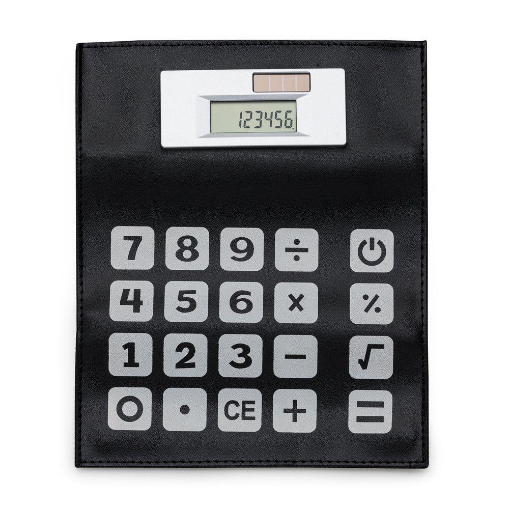 Mouse Pad Com Calculadora Com Botoes Branco