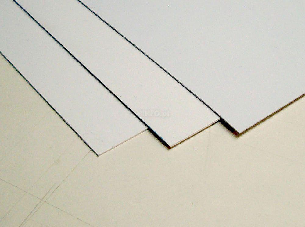 Placa PVC A4 Personalizado