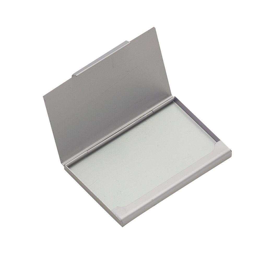 Porta Cartão De Bolso De Metal