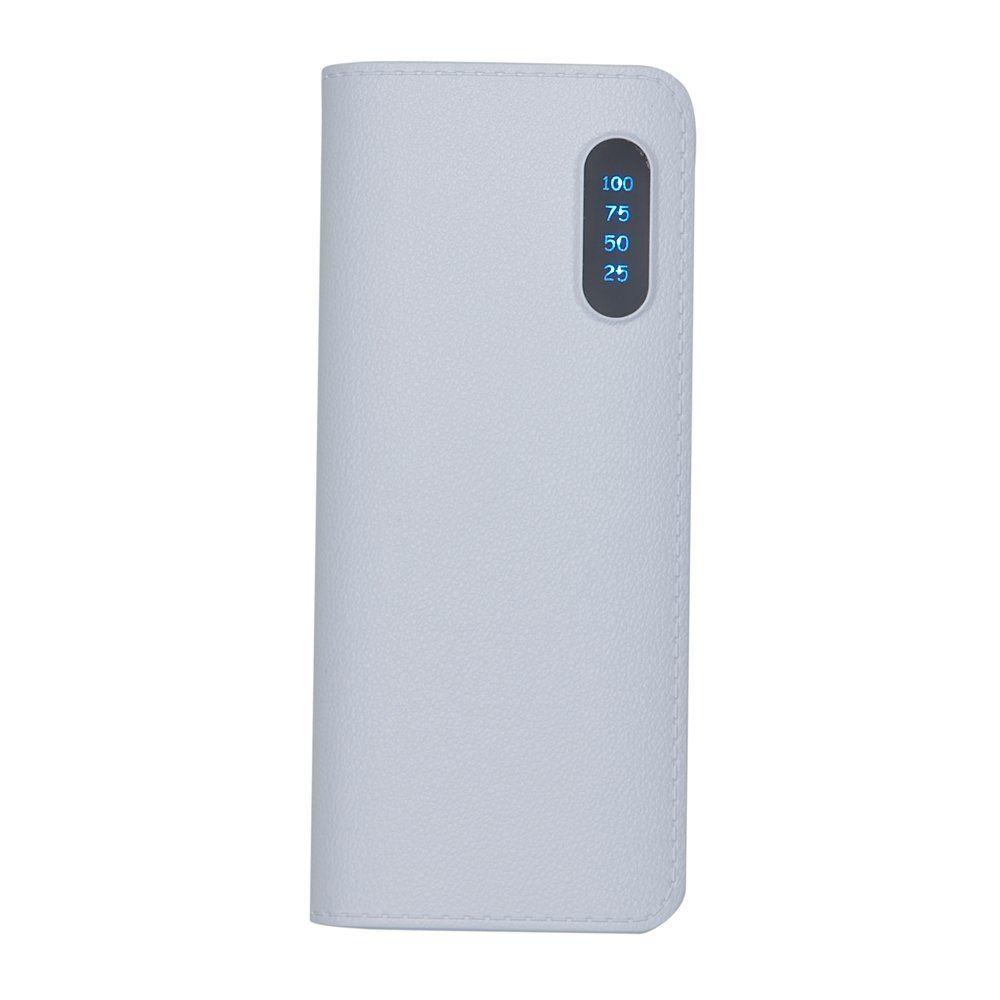 Powerbank Plástico Mostrador De Niveis