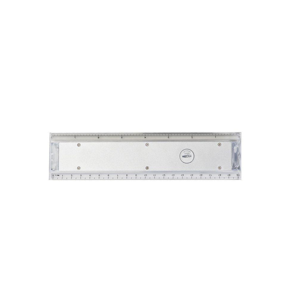 Régua Com Calculadora 20cm