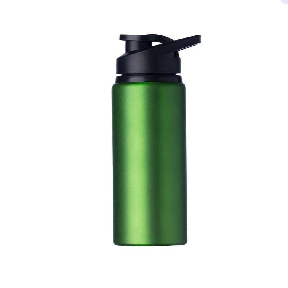 Garrafas Squeeze de Alumínio Fosca - Capacidade de 600mL