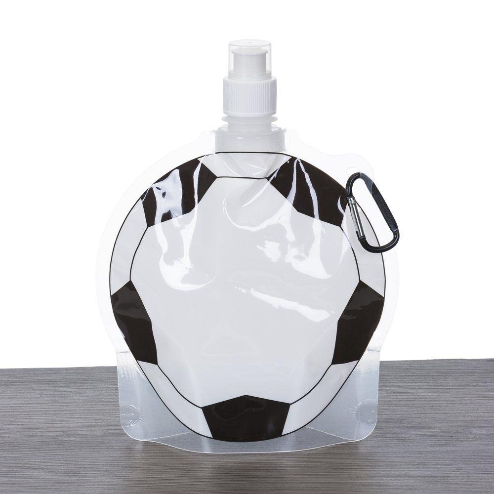 Squeeze Dobravel 750ml Formato Bola