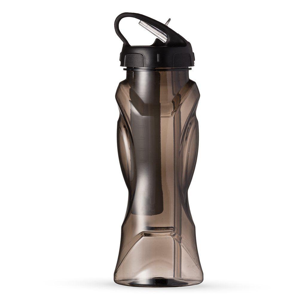Squeeze Plastico 600ml Com Bico E Resfriamento