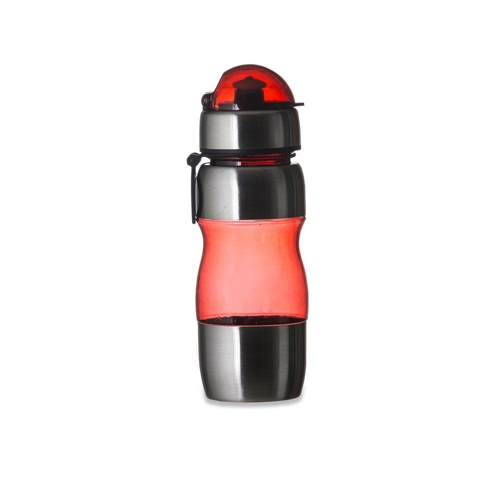 Squeeze Plastico Com Metal 450ml Bico E Alça