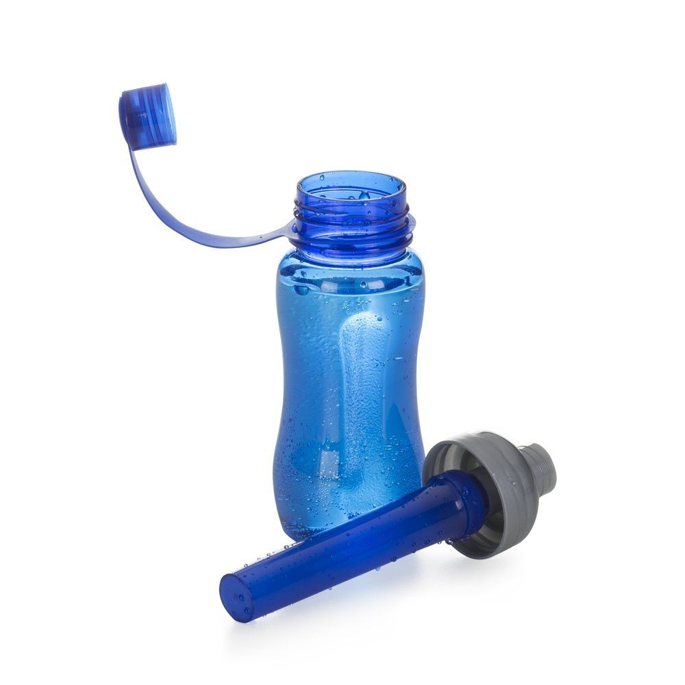 Squeeze Plastico Resistente 400ml Resfriamento