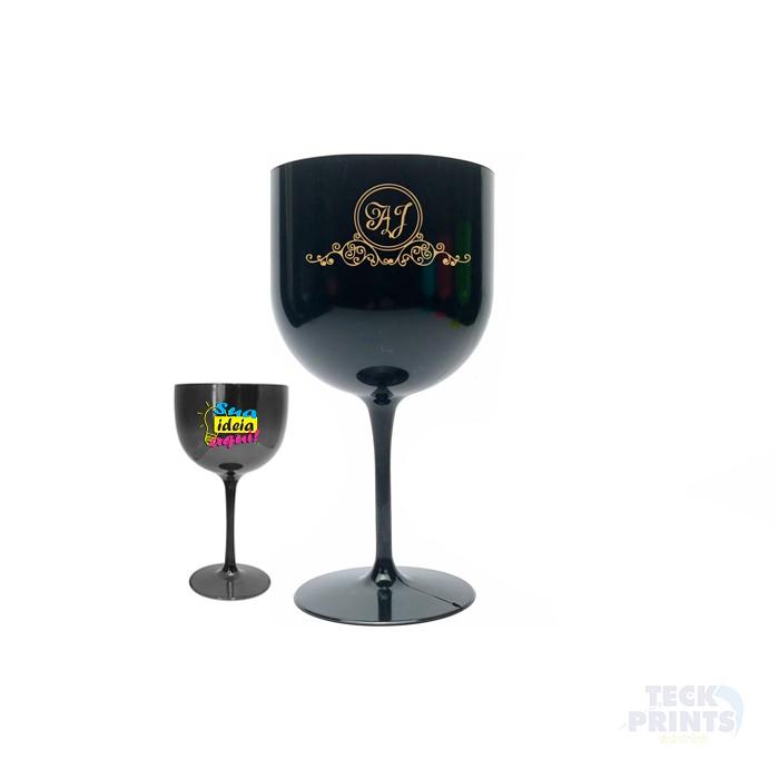 Taça De Gin Tônica Acrílico