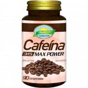 Cafeína 90 Comprimidos 315 Mg Max Power
