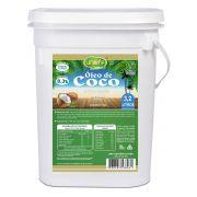 Óleo de Coco Extra Virgem Puro 3,2 Litros 100% Natural - Unilife